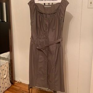 MARC Andrew Marc New York button down dress